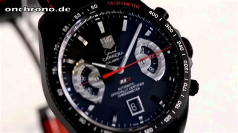 Tag Heuer Calibre 17 Rs2 Leather 1 tag heuer grand calibre 17 rs2 onchrono test