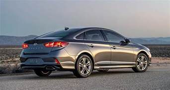 2018 hyundai sonata preview consumer reports