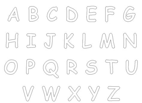 free printable alphabet letters to color alphabet coloring pages 2 coloring kids