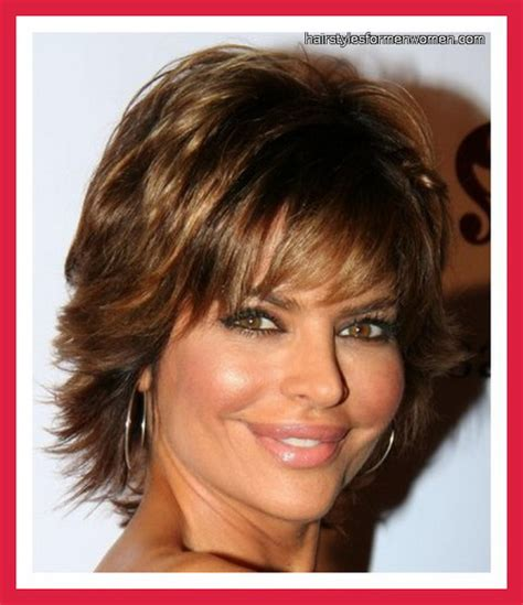 hairstyles with bangs for women 50 yrs old short hairstyles for 50 year olds