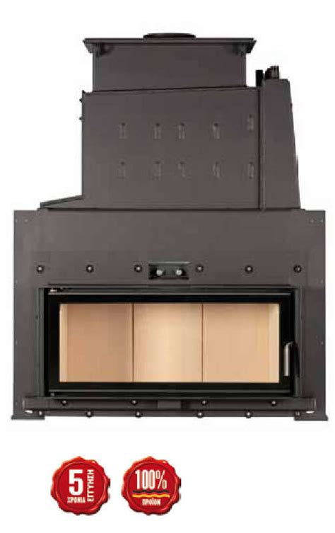 Fireplace Heating System by Brunner Company Steel Energy Efficient Fireplaces