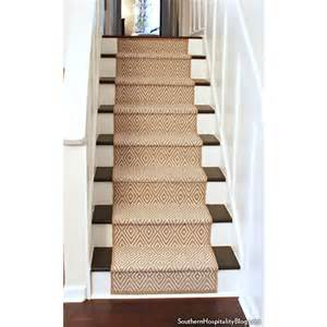 Cost Of Installing Carpet On Stairs by Update Stair Runner Carpet How To Install Stair Treads