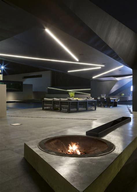 Furniture Livingroom fire pit terrace