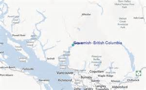 squamish columbia tide station location guide