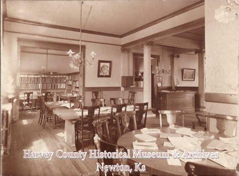 county history room south reading room harvey county historical society