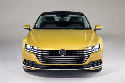 volkswagen front volkswagen arteon comes to america replaces cc as