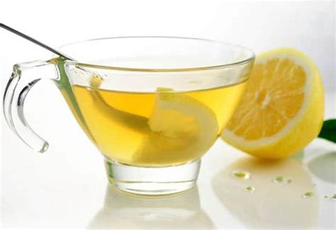 Warm Water Lemon Morning Detox by Are There Any Benefits From Water With Lemon
