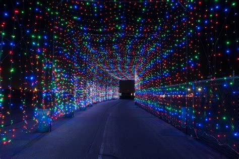 dfw lights the best light displays in dfw for 2015