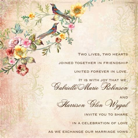 Wedding Invitations How To by A Guide To Wedding Invitation Wording Etiquette Brides