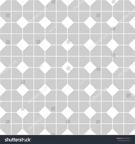 vector pattern tile tile vector pattern gray white seamless stock vector