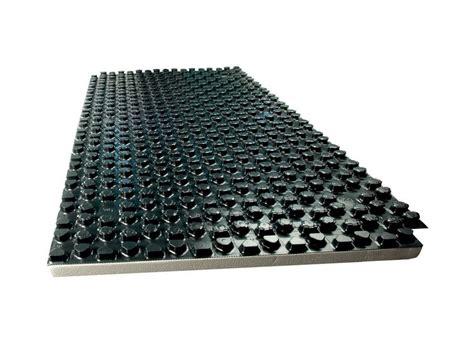 impianti a pavimento giacomini pannello radiante isolante preformato pannello radiante