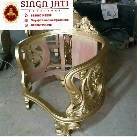 Kursi Kayu Jati Asli Jepara jual kursi tamu sofa mewah ukiran jepara kayu jati asli