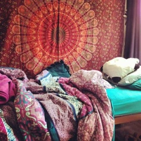 Bohemian Bedroom Tapestry Scarf Home Decor Cloth Bohemian Tapestry Hippie Hipp