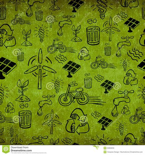 pattern energy contact vintage green energy pattern stock photo image 25858250