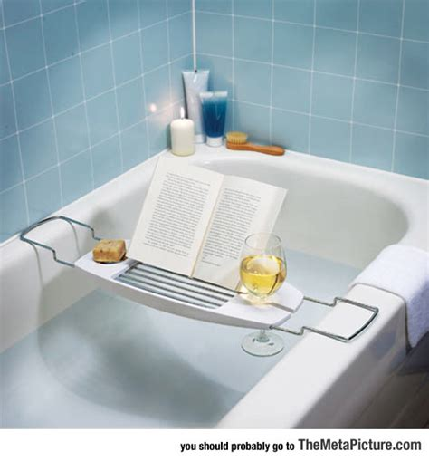 bathtub books pretty sure every book lover needs this in their lives
