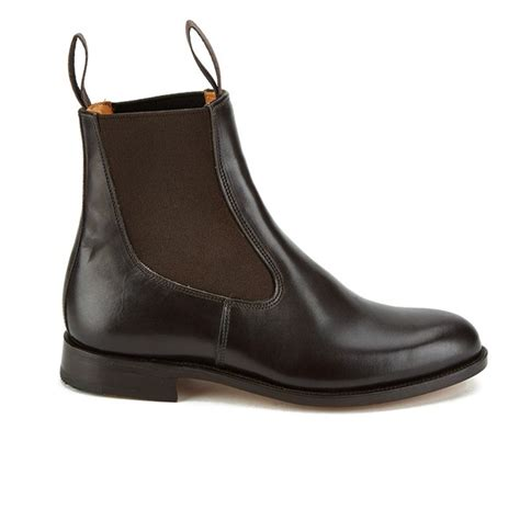 knutsford by tricker s s leather chelsea boots