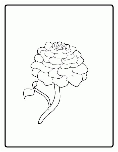 rose coloring pages pdf rose bud coloring page printable mycrws coloring home