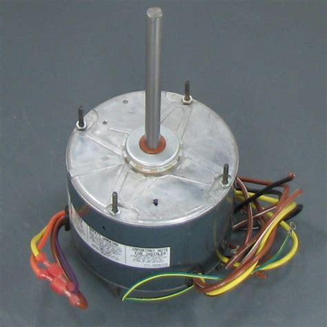 trane condenser fan motor trane condenser fan motor mot07961 em1860 116 00