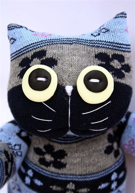 82 best sock creatures cats images on dress socks sock animals and sock toys