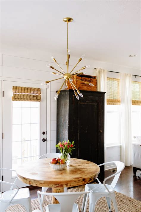 kitchen table chandeliers dining room inspiration sputnik chandeliers a named pj