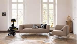 Wohnlandschaften In Beige by Cor Sofa 2 Sitzer Mell Lounge Stoffbezug Verschiedene