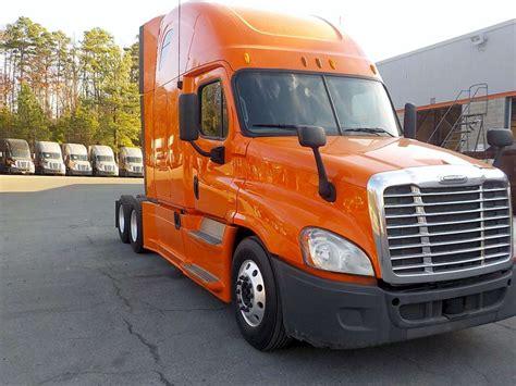 semi truck sleeper 2013 freightliner cascadia 113 sleeper semi truck for sale