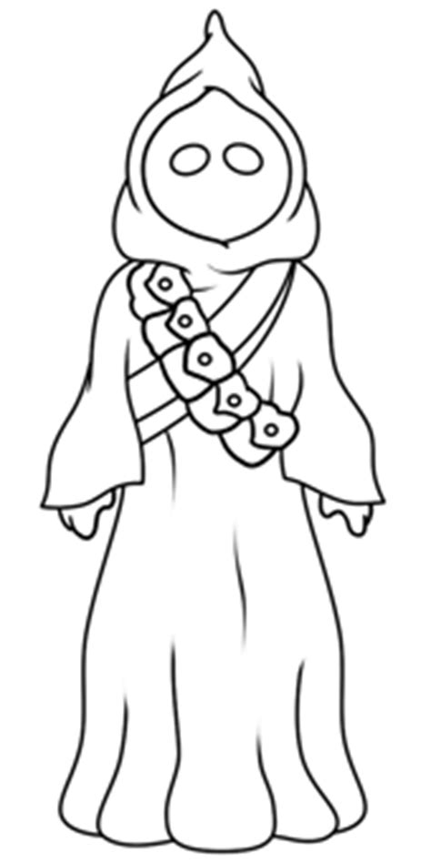 jawa coloring pages jawas wars colouring pages
