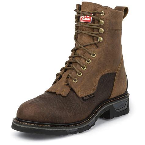 tony lama work boots tony lama s badlands tlx western waterproof