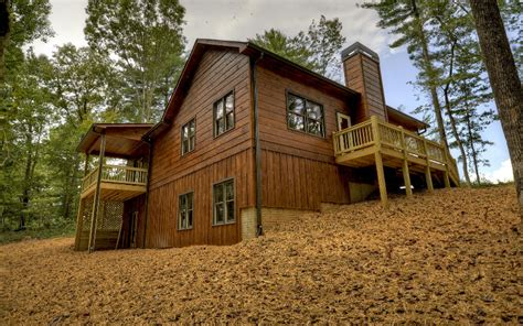 Log Cabins For Sale In Ellijay Ga by Ellijay Mountain Log Cabins Homes For Sale