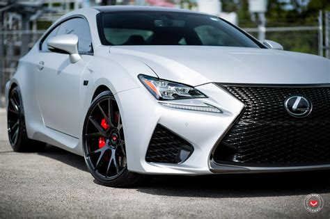 Lexus Rcf Vossen Forged Precision Series Vps 306