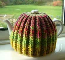 knitting patterns tea cosy easy broken rib tea cosy s