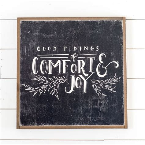 christmas song comfort and joy 17 best ideas about christmas chalkboard art on pinterest