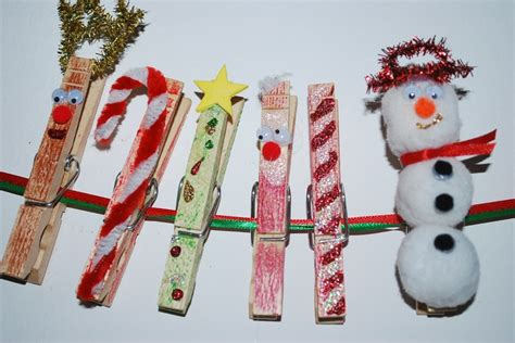 clothespin craft christmas pinterest clothespin