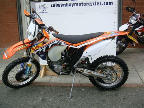 2014 ktm 450 exc one owner clean enduro motorcycle