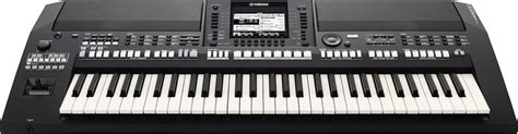 Lcd Keyboard Yamaha Psr 2000 yamaha psr a2000 clavier arrangeur 61 touches fr