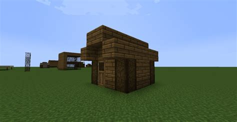 small house minecraft a tiny house minecraft project