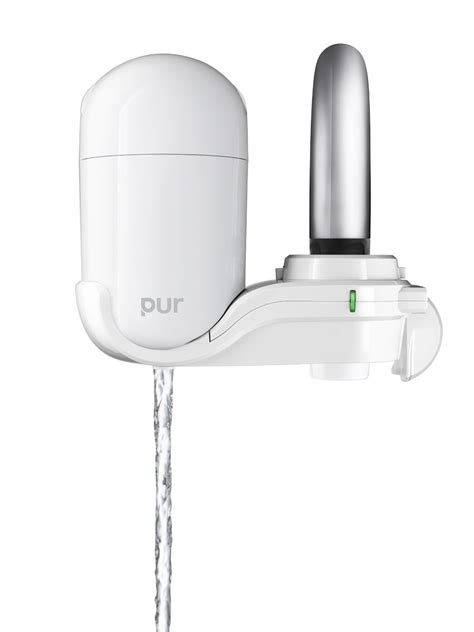 Pur Faucet Mount Filtration System by Pur Fm 3333b White 2 Stage Vertical Faucet Mount