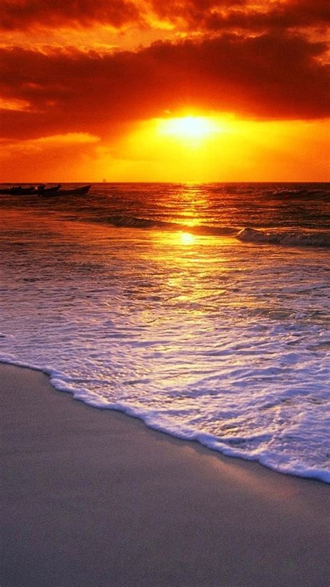 wallpaper for iphone 5 sunset wallpaper iphone 6 sea sunset 4 7 inches