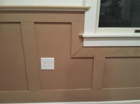 Wainscoting Panels Mdf image gallery mdf wainscoting