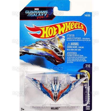 Hotwheels Guardians Of The Galaxy Vol 2 2017 wheels basic mainline cars camco toys
