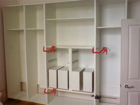 How To Build Fitted Wardrobes With Sliding Doors by Wardrobe Building A Wardrobe