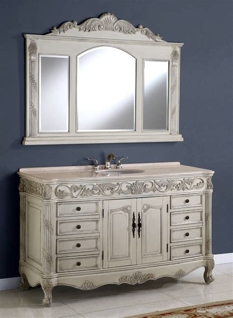 Mirror For 60 Inch Vanity by 60 Inch Regent Vanity Single Sink Vanity Vanity With