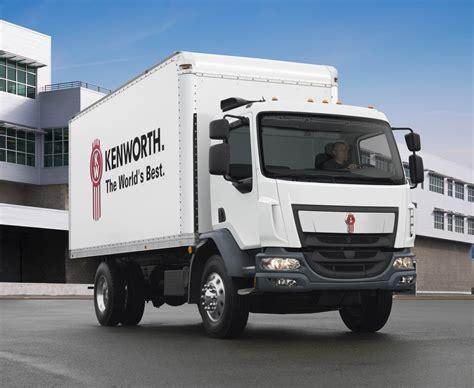 kenworth medium duty trucks kenworth redesigns k270 and k370 medium duty trucks