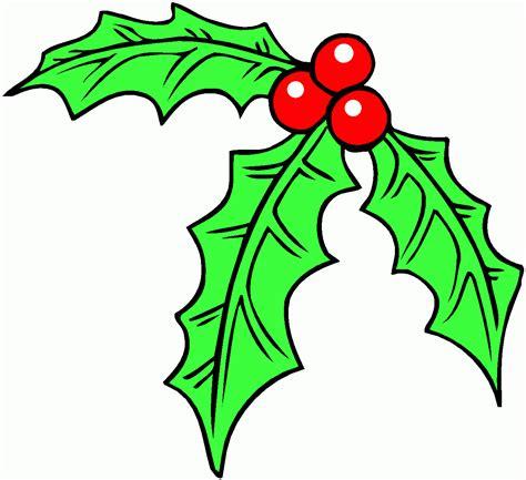 clipart holly christmas clipart holly clipart best
