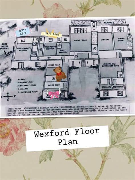 wexford home floor plan don t which rooms belonged
