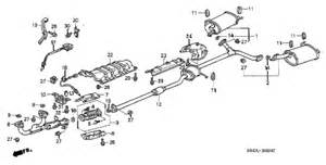 2001 Honda Accord Exhaust System Diagram 84 Honda Accord Wiring Diagram Get Free Image About