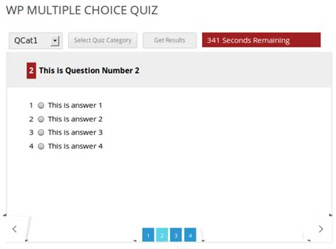 tutorial php quiz integrating multiple choice quizzes in wordpress