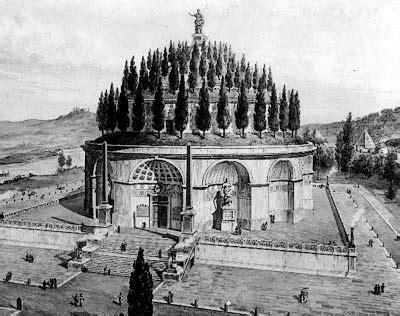 divo santa a monte mausoleo di augusto romanoimpero