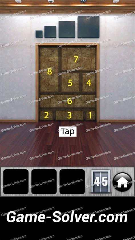 door 45 on 100 doors game 100 doors runaway level 45 game solver
