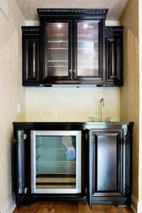 mini refrigerator cabinet bar foter